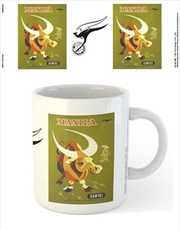 Qantas - Manila Bull | Merchandise