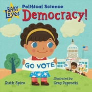Baby Loves Political Science | Board Book