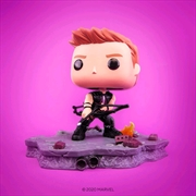 Avengers - Hawkeye (Assemble) US Exclusive Pop! Deluxe [RS] | Pop Vinyl
