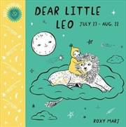 Baby Astrology Dear Little Leo | Board Book