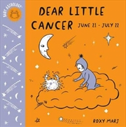 Baby Astrology: Dear Little Cancer | Board Book
