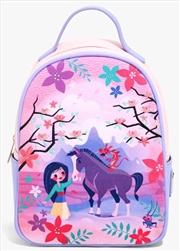 Mulan - Mulan & Khan Backpack | Apparel