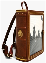 Book Pin Collector Backpack   Apparel