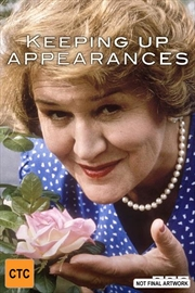 Keeping Up Appearances - Series 3-4 | DVD