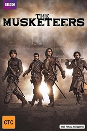Musketeers - Series 1-3 | Boxset, The | DVD