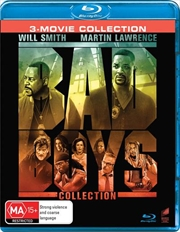 Bad Boys / Bad Boys II / Bad Boys For Life | Triple Pack - Franchise Pack | Blu-ray