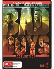 Bad Boys / Bad Boys II / Bad Boys For Life | Triple Pack - Franchise Pack | DVD