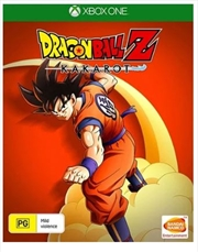 Dragon Ball Z Kakarot | XBox One