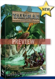 Talisman Adventures RPG Core Rulebook (Hard Cover) | Merchandise