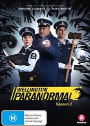 Wellington Paranormal - Season 2 | DVD