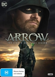 Arrow - Season 8 | DVD