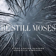Be Still Moses   CD