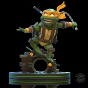 Teenage Mutant Ninja Turtles - Michelangelo Q-Fig | Merchandise