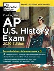 Cracking the AP U.S. History Exam, 2020 Edition | Paperback Book