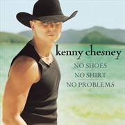 No Shoes No Shirt No Problem | CD