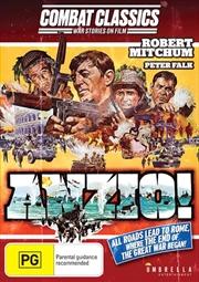 Anzio! | Combat Classics | DVD