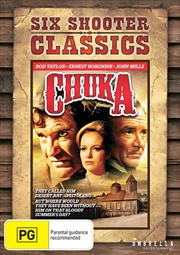 Chuka | Six Shooter Classics | DVD