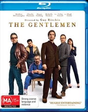 Gentlemen, The  | Blu-ray