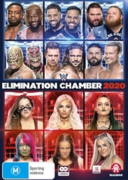 WWE - Elimination Chamber 2020 | DVD