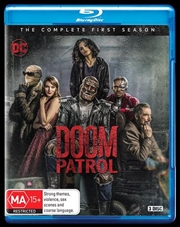 Doom Patrol - Season 1 | Blu-ray