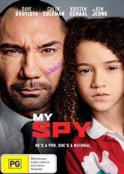My Spy | DVD
