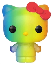 Hello Kitty - Rainbow Pride Pop! Vinyl | Pop Vinyl