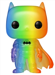 Batman - Rainbow Pride Pop! Vinyl | Pop Vinyl
