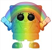 SpongeBob SquarePants - Rainbow Pride Pop! Vinyl | Pop Vinyl