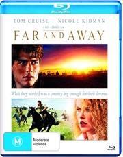 Far And Away | Blu-ray