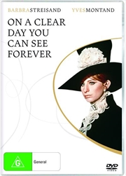 On a Clear Day You Can See Forever | DVD
