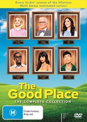 Good Place - Season 1-4 | Complete Collection, The | DVD