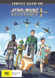 Star Wars Resistance - Season 1 | DVD