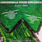 Gingerbread House Explosion | Vinyl