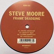 Frame Dragging | Vinyl