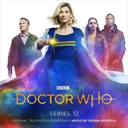 Doctor Who Series 12 | CD