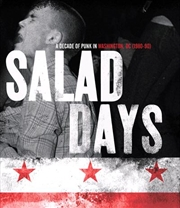 Salad Days - A Decade Of Punk | Blu-ray