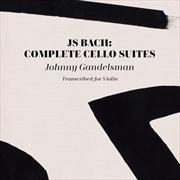 J S Bach Complete Cello Suites   CD