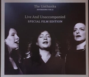Diversions Vol 5 - Live And Unaccompanied | CD/DVD