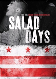 Salad Days - A Decade Of Punk | DVD