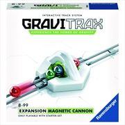 Gravitrax Magnetic Cannon   Toy