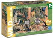 Wild Aust Magical Rainforest 150 Piece Puzzle | Merchandise