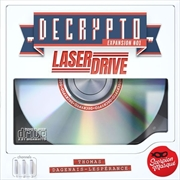 Decrypto Expansion 1 Laser Drive | Merchandise
