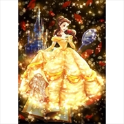 Beauty & The Beast Love Story 266 Piece Puzzle | Merchandise