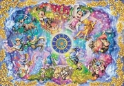 Tenyo Disney Magical Signs Puzzle 1,000 pieces | Merchandise