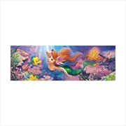 Tenyo Disney Little Mermaid Perfect World Puzzle 456 pieces | Merchandise