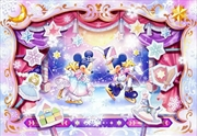 Tenyo Disney Mickey & Minnie's Toy Kingdom Ice Show Puzzle 500 pieces | Merchandise