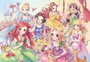 Tenyo Disney Purely Disney Princess Puzzle 500 pieces | Merchandise