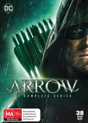 Arrow - Season 1-8 | Boxset | DVD