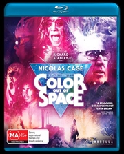 Color Out Of Space | Blu-ray