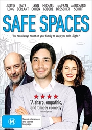 Safe Spaces | DVD